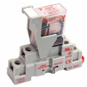Veris FKIT-VMD1B-C12D SPDT -C w/-F Socket,12VDC