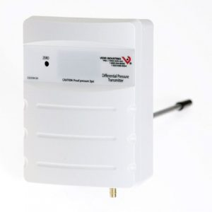 Veris PXDXX01S Pressure,Dry,Duct,0-1 in WC,Std