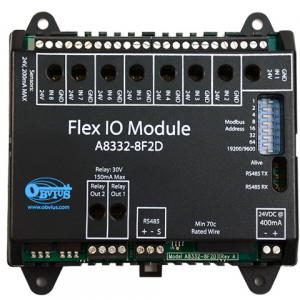 Veris Industries U013-0011 Gateway,Modbus,Flex I/O Module,8 Inputs