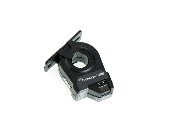 Veris Industries H800 Solid Core, Fixed, Range: 0.25-200AAC, Output: N.O.,1.0A@30V