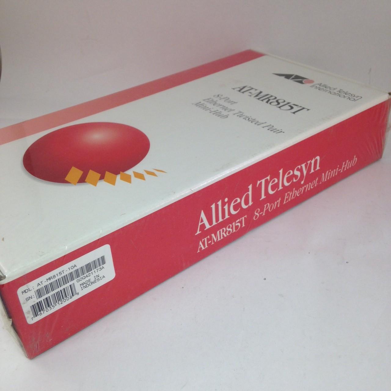 Allied Telesyn International AT-MR815T ethernet twisted pair mini hub