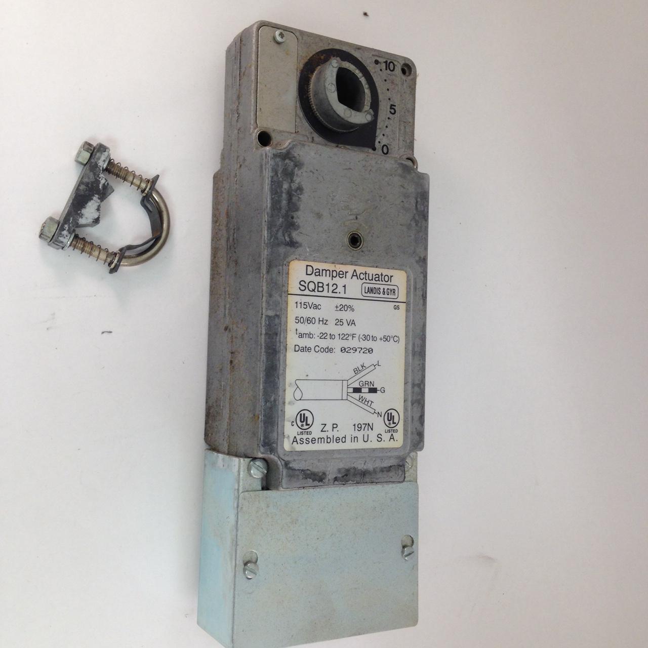 Siemens Damper Actuator