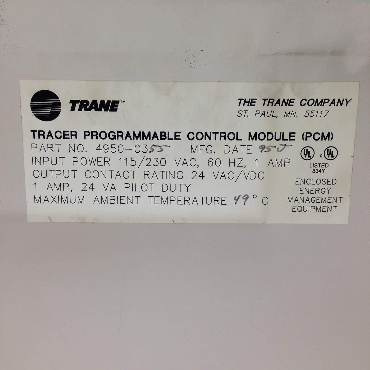 Trane Ucp Module Manual