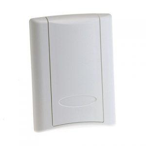 Veris Industries HWX2XSTNX3F RH Wall,2%,Temp,1k8,10kSetpointSlider,Push Button Ovrd
