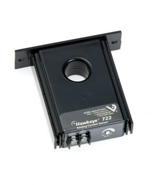 Veris Industries H722 Solid Core, Span Adj., Range: 0-60AAC, Output: 0-5VDC