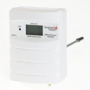 Veris PXDLX02S Pressure,Dry,Duct,LCD,0-10 in WC,Std