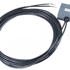 Veris Industries FST1A020 Flow,US,Xdcr,1/2in ANSI Pipe,20Ft Cbl