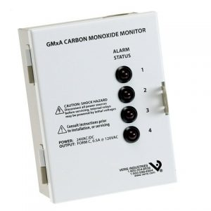 Veris Industries GM4A CO Monitoring Station,4 Sensors