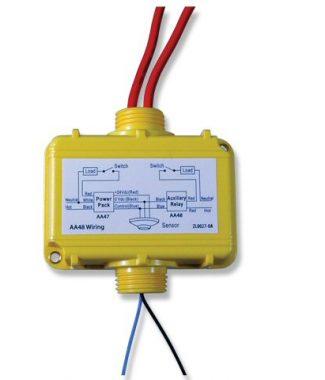 Veris Industries AA48 Acc,Sensor,Motion,Power Pack,Slave,24VAC