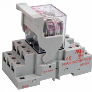 Veris FKIT-VMD3B-C120A 3PDT - C w/- F Socket,120VAC