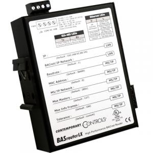 Veris Industries U013-0015 BACnet Router 50 BBMD, adapts BACnet MS/TP to BACnet IP