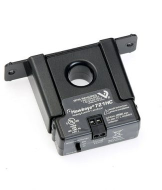 Veris Industries H721HC Solid Core,Range:0-50,0-100,0-200AAC Sw Select,Output:4-20mA