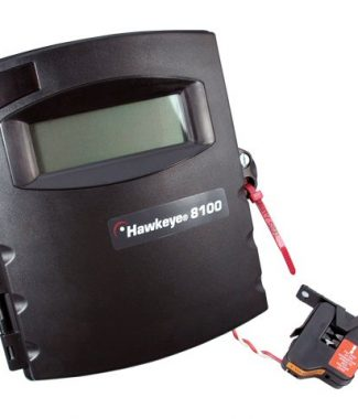 Veris Industries H8150-0200-1-2 Energy Meter, Basic 200A,Mini,2 CT's