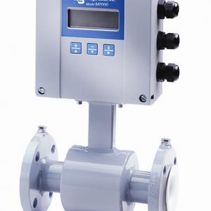 Veris Industries U020-0004 Flow,Mag,4 in,H-rubb,Grd Rng,Amp