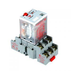 Veris CKIT-VMD3B-F24A 3PDT - F w/-C Socket,24VAC