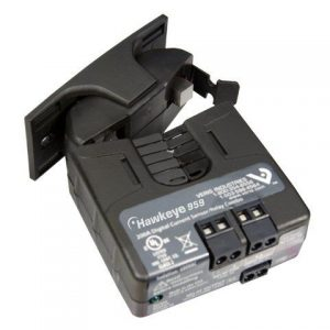 Veris Industries H959 Current Switch/Relay Combo,Split Core,Adj.,SPST,9-12VDC Coil