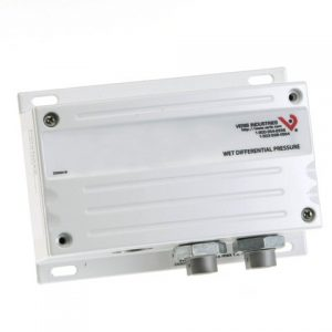 Veris PWXX03C Pressure,Wet,NEMA 4,0-50PSID,CE