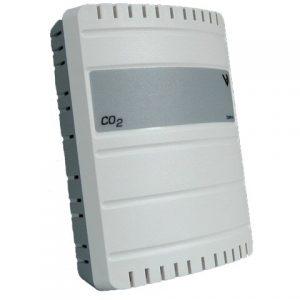 Veris Industries CWVS3XX5 CO2,Wall,Val,2x V Out,No Rly,No Tmp,5Yr