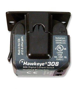 Veris Industries H308 Current Switch,Micro,Split-Core,Adj,N.O