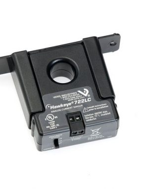 Veris Industries H722LC SolidCore,Range:0-10,0-20,0-40AAC Sw Select,Output:0-5VDC
