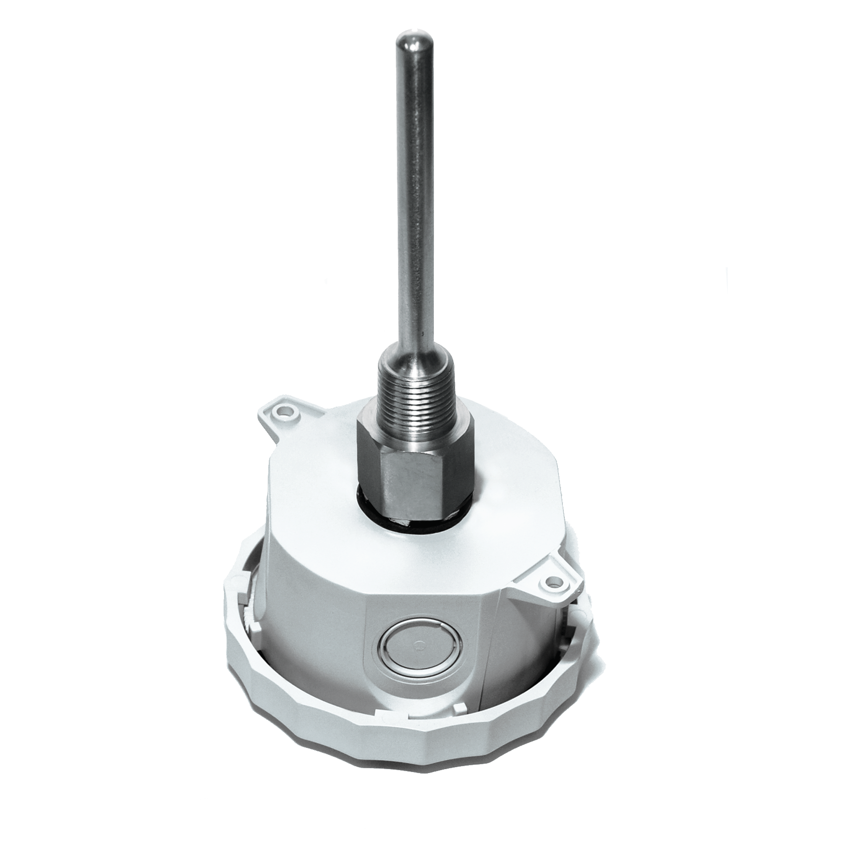 """ACI A/1K-3W-I-2.5""""-EH Platinum RTD, General Mounting, Immersion with Well, 2.5"""""""