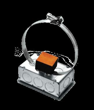 ACI A/20K-S-GD Strap-On Temperature Sensor
