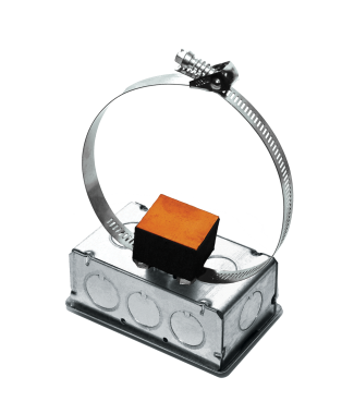 ACI A/10KS-S-GD Strap-On Temperature Sensor