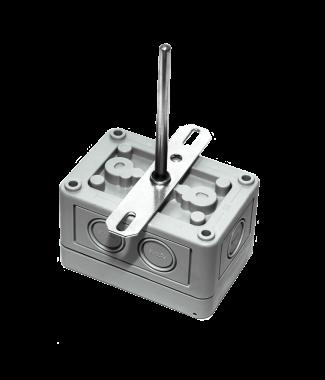 """ACI A/592-10K-D-18""""-4X Duct Temperature Sensor"""
