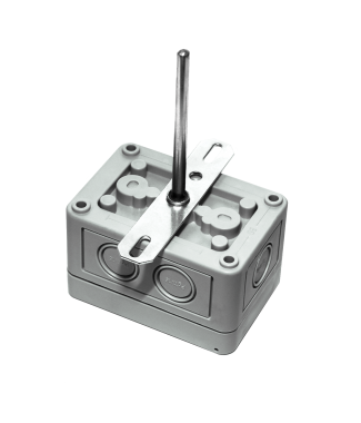 """ACI A/20K-D-4""""-4X Duct Temperature Sensor"""