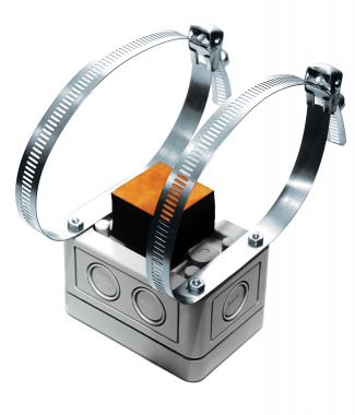 ACI A/100KS-S-4X Strap-On Temperature Sensor