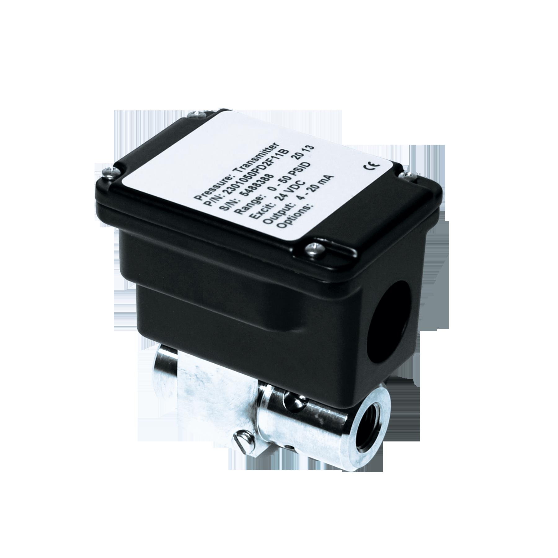 ACI WP-B-5-20 Pressure Sensor Wet to Wet