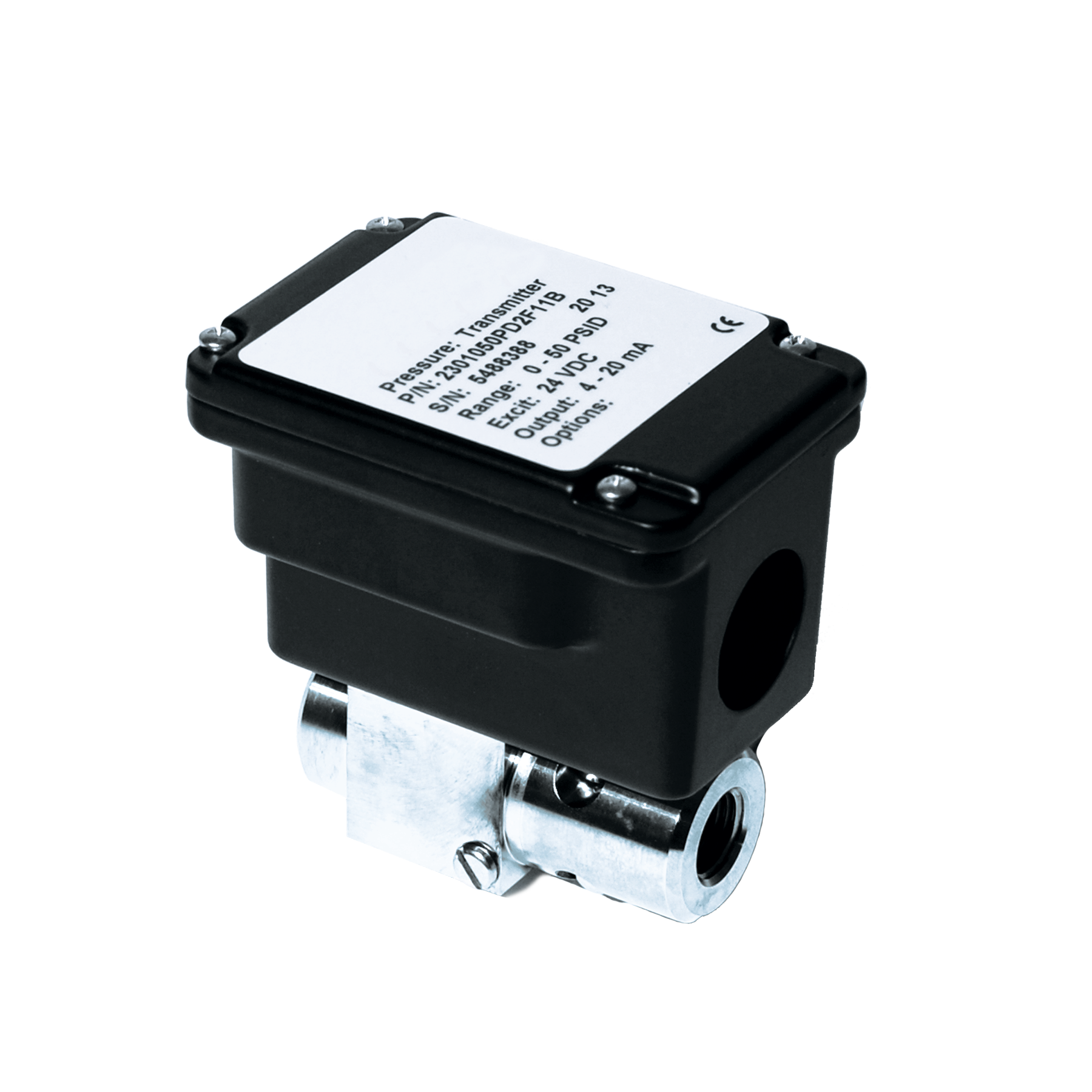ACI WP-1-10 Pressure Sensor Wet to Wet