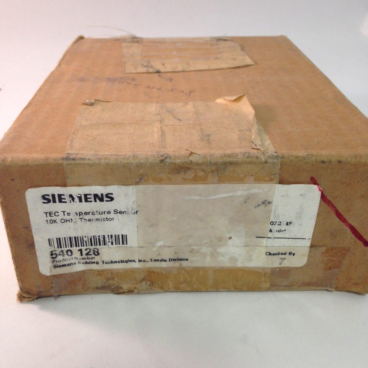 Siemens 540-128 TEC Temperature Sensor
