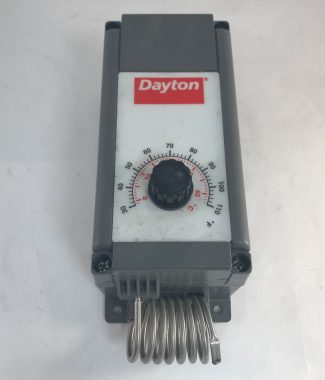 Dayton Line Volt Thermostat 4LZ94A