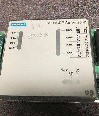 Siemens 549-207 MEC Analog Point Block