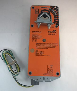 Belimo FSNF120 US Actuator-used