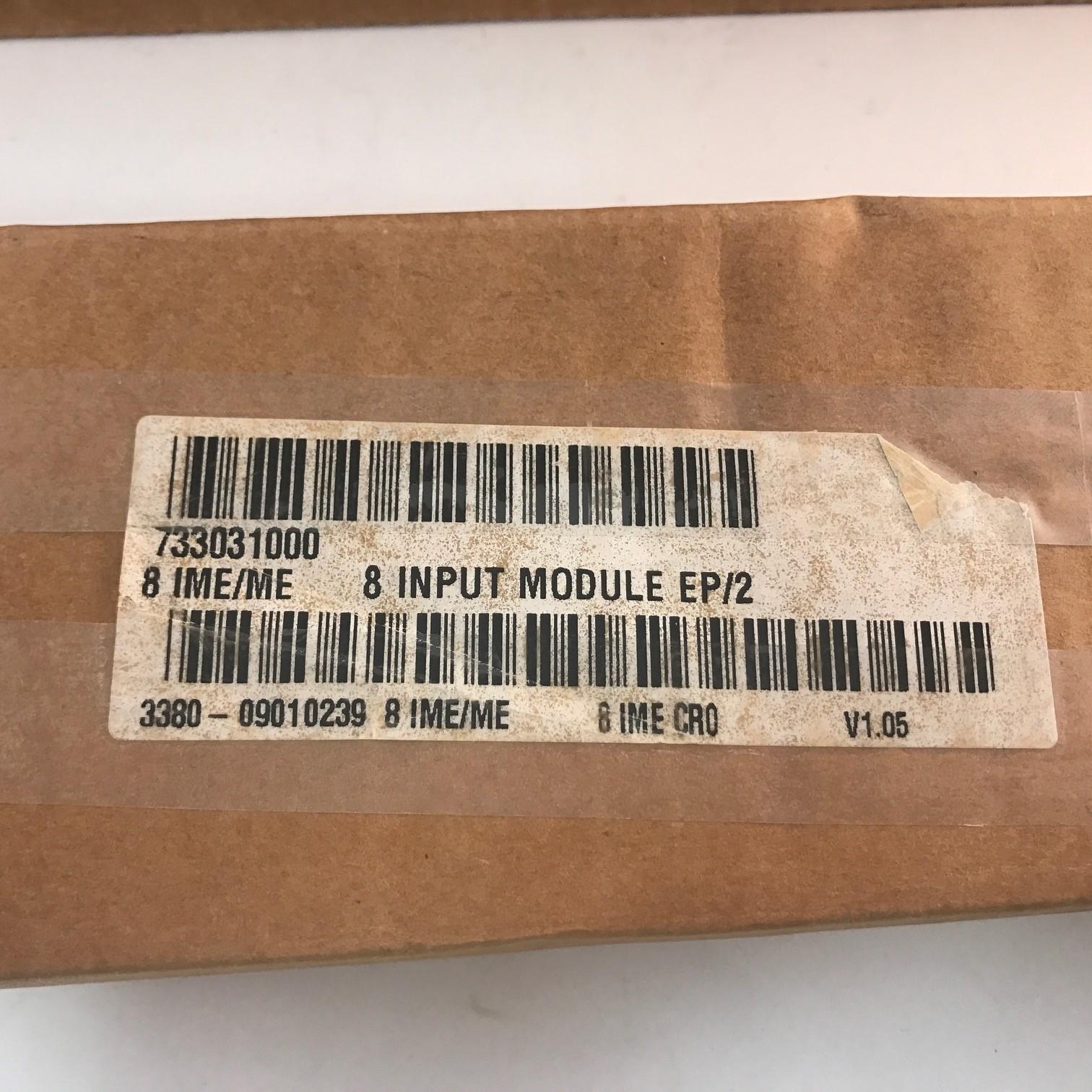 Novar 733031000 8 Input Module EP/2