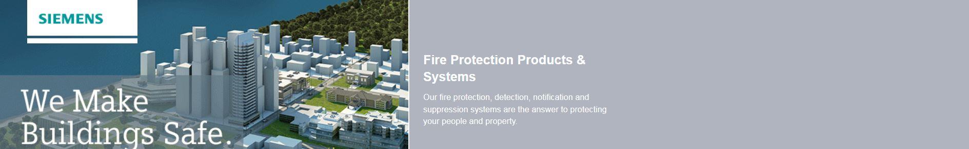 Siemens Fire Alarm