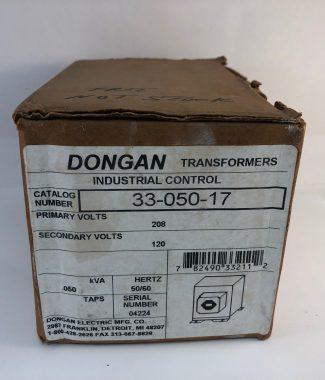 Dongan 33-050-17