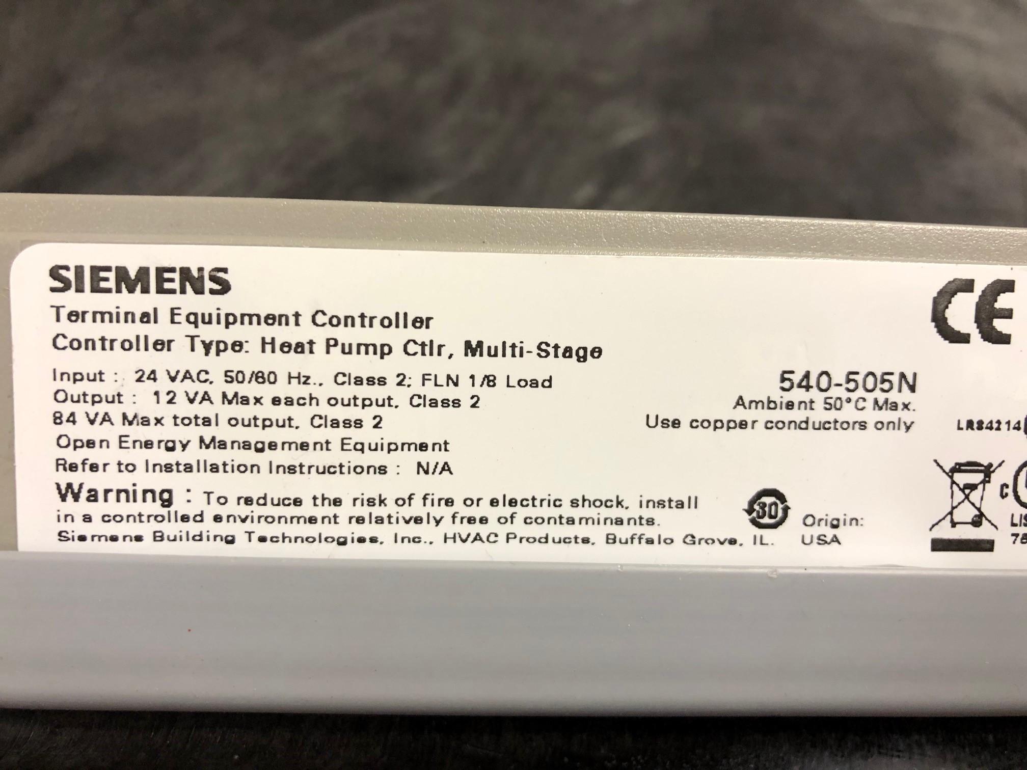 Siemens 540-505N